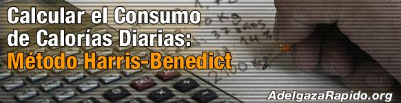 Calcular el Consumo de Calorías Diarias: Ecuaciones Harris-Benedict