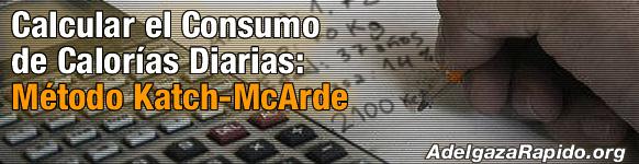 Calcular el Consumo de Calorías Diarias: Método Katch-McArdle