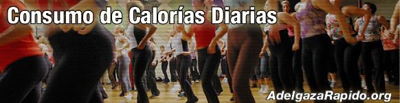 Consumo de Calorías Diarias